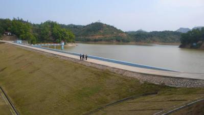 鹅颈水库扩容及一级水源